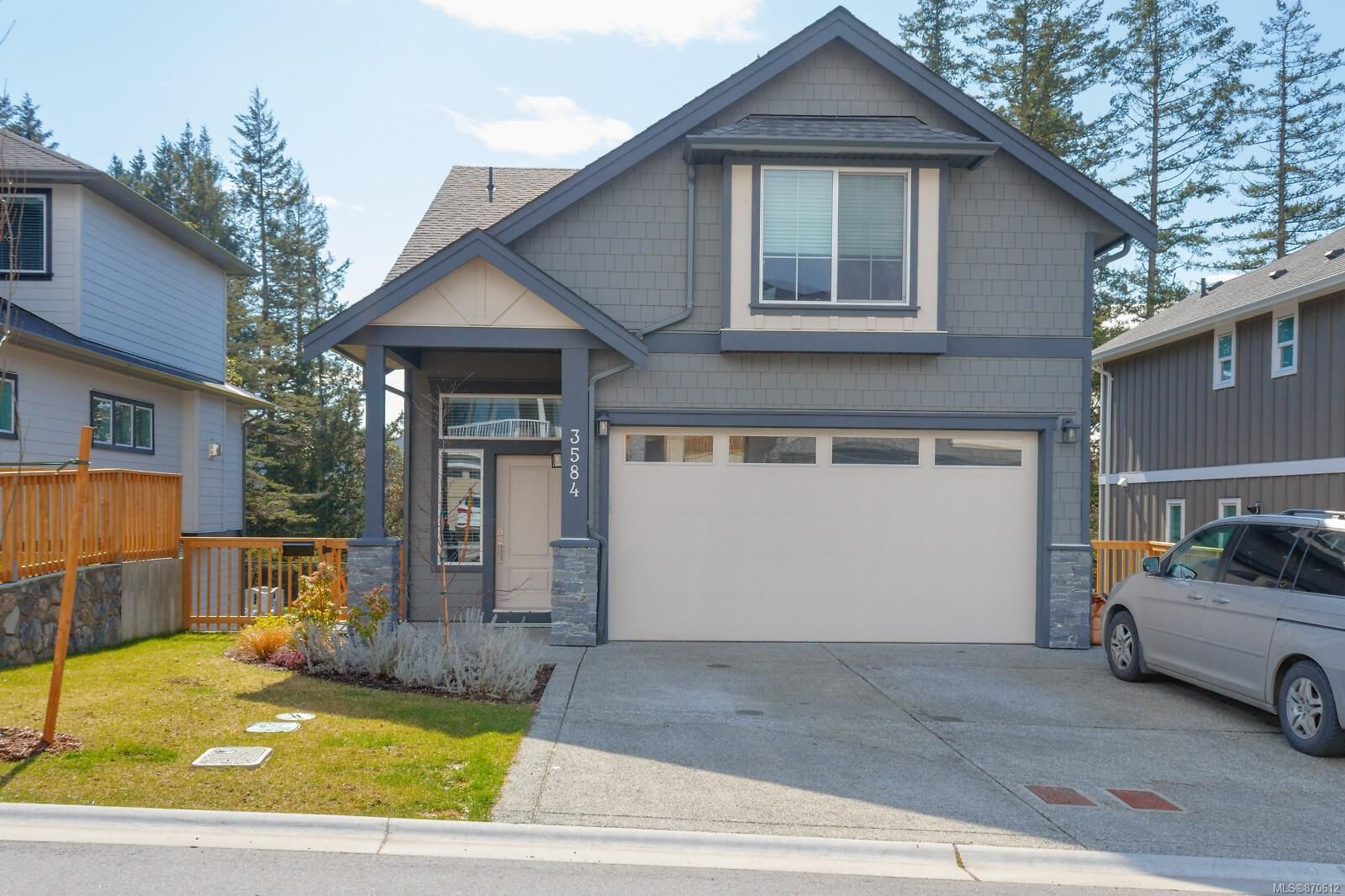 Main Photo: 3584 Honeycrisp Ave in : La Happy Valley House for sale (Langford)  : MLS®# 870612