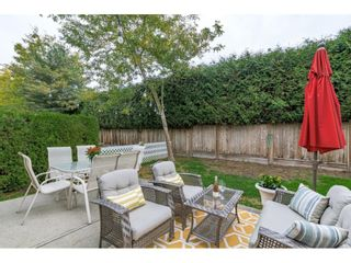 """Photo 38: 16 17097 64 Avenue in Surrey: Cloverdale BC Townhouse for sale in """"Kentucky Lane"""" (Cloverdale)  : MLS®# R2625431"""