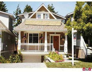 Photo 1: 15445 THRIFT AV: White Rock House for sale (South Surrey White Rock)  : MLS®# F2614484