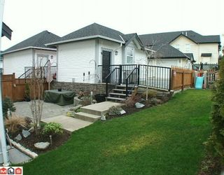 """Photo 2: 7006 179A Street in Surrey: Cloverdale BC House for sale in """"Provinceton"""" (Cloverdale)  : MLS®# F1004719"""