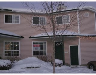 "Photo 1: 106 3233 MCGILL Crescent in Prince_George: Upper College Townhouse for sale in ""McGILL VILLAGE"" (PG City South (Zone 74))  : MLS®# N175237"