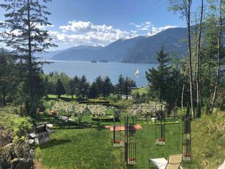 """Main Photo: 335 FURRY CREEK Drive: Furry Creek House for sale in """"Benchlands"""" (West Vancouver)  : MLS®# R2596481"""