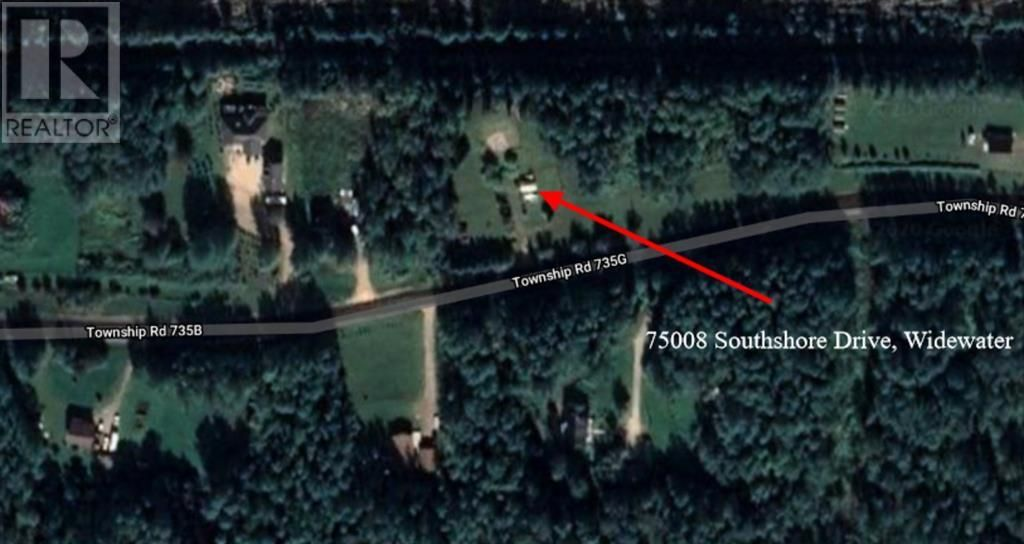 Main Photo: 75008  Southshore Drive in Widewater: Vacant Land for sale : MLS®# A1094190