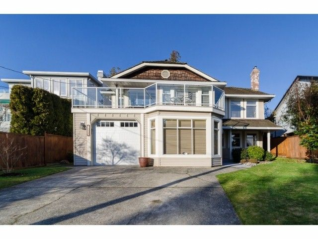Main Photo: 13427 MARINE Drive in Surrey: Crescent Bch Ocean Pk. House for sale (South Surrey White Rock)  : MLS®# F1430750