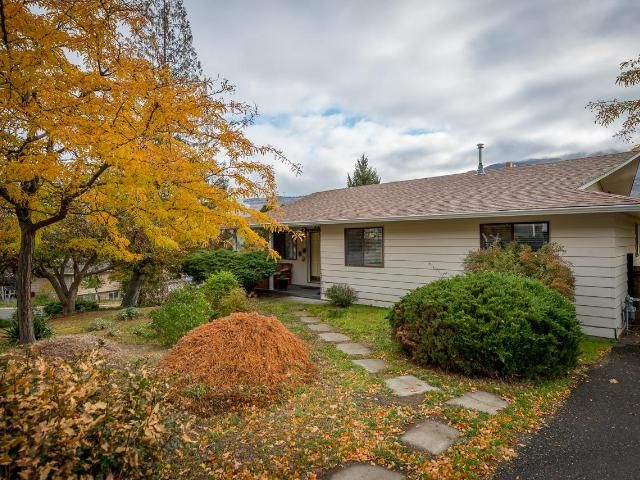 Main Photo: 965 PUHALLO DRIVE in Kamloops: Westsyde House for sale : MLS®# 164543