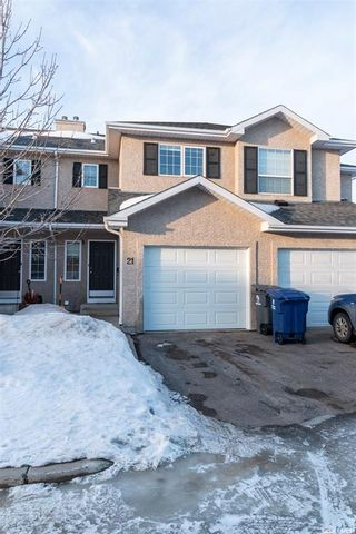Photo 1: 21 127 Banyan Crescent in Saskatoon: Briarwood Residential for sale : MLS®# SK842578