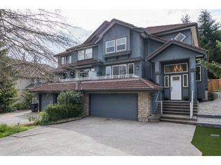 Photo 1: 2035 PARKWAY BOULEVARD in Coquitlam: Westwood Plateau 1/2 Duplex for sale : MLS®# R2168235