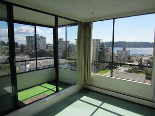 Photo 4: 703 1412 ESQUIMALT Avenue in West Vancouver: Ambleside Condo for sale : MLS®# V1058357