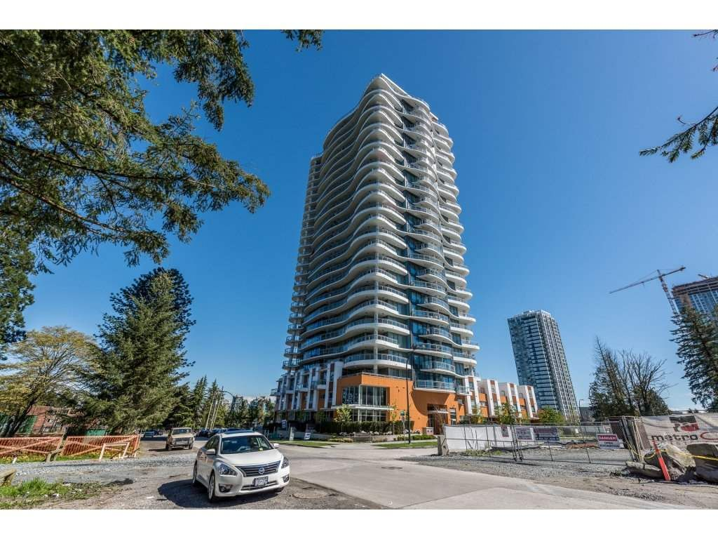 "Main Photo: Videos: 805 13303 CENTRAL Avenue in Surrey: Whalley Condo for sale in ""WAVE"" (North Surrey)  : MLS®# R2276360"