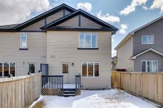 Photo 46: 5114 168 Avenue in Edmonton: Zone 03 House Half Duplex for sale : MLS®# E4237956