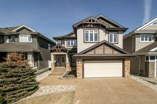 Photo 1: 891 HODGINS Road in Edmonton: Zone 58 House for sale : MLS®# E4239611
