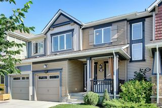 Photo 2: 216 Viewpointe Terrace: Chestermere Row/Townhouse for sale : MLS®# A1138107