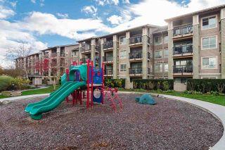 """Photo 34: 404 21009 56 Avenue in Langley: Salmon River Condo for sale in """"Cornerstone"""" : MLS®# R2519052"""