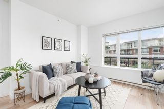 """Main Photo: 315 4078 KNIGHT Street in Vancouver: Knight Condo for sale in """"King Edward Village"""" (Vancouver East)  : MLS®# R2620412"""