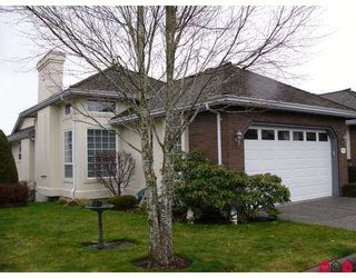 """Photo 1: 11 31450 SPUR Avenue in Abbotsford: Abbotsford West Townhouse for sale in """"Lakepointe Villas"""" : MLS®# F2704214"""