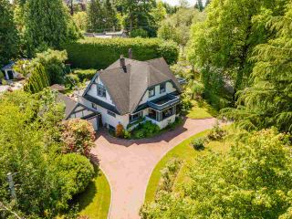 Photo 1: 1650 AVONDALE Avenue in Vancouver: Shaughnessy House for sale (Vancouver West)  : MLS®# R2591630