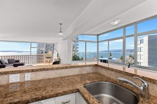 """Photo 15: 605 2135 ARGYLE Avenue in West Vancouver: Dundarave Condo for sale in """"The Crescent"""" : MLS®# R2604356"""