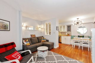 """Photo 8: 1 1450 CHESTERFIELD Avenue in North Vancouver: Central Lonsdale Condo for sale in """"MountainView Apartments"""" : MLS®# R2614797"""