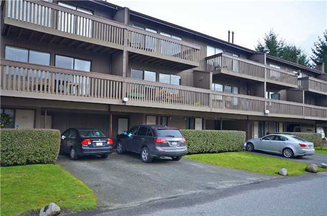 Main Photo: 969 Old Lillooet Road in North Vancouver: Lynnmour Townhouse for sale