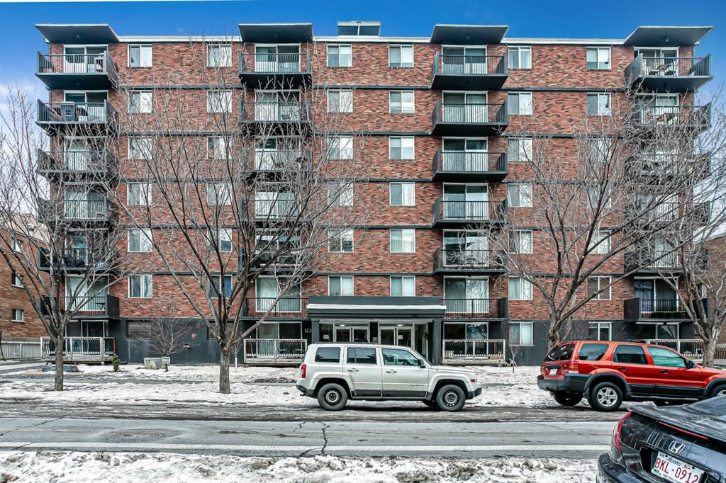 Main Photo: 703 1236 15 Avenue SW in Calgary: Beltline Apartment for sale : MLS®# A1067084
