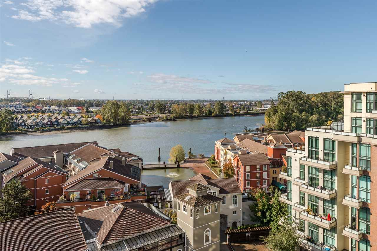 """Main Photo: 1306 1 RENAISSANCE Square in New Westminster: Quay Condo for sale in """"THE Q"""" : MLS®# R2215317"""
