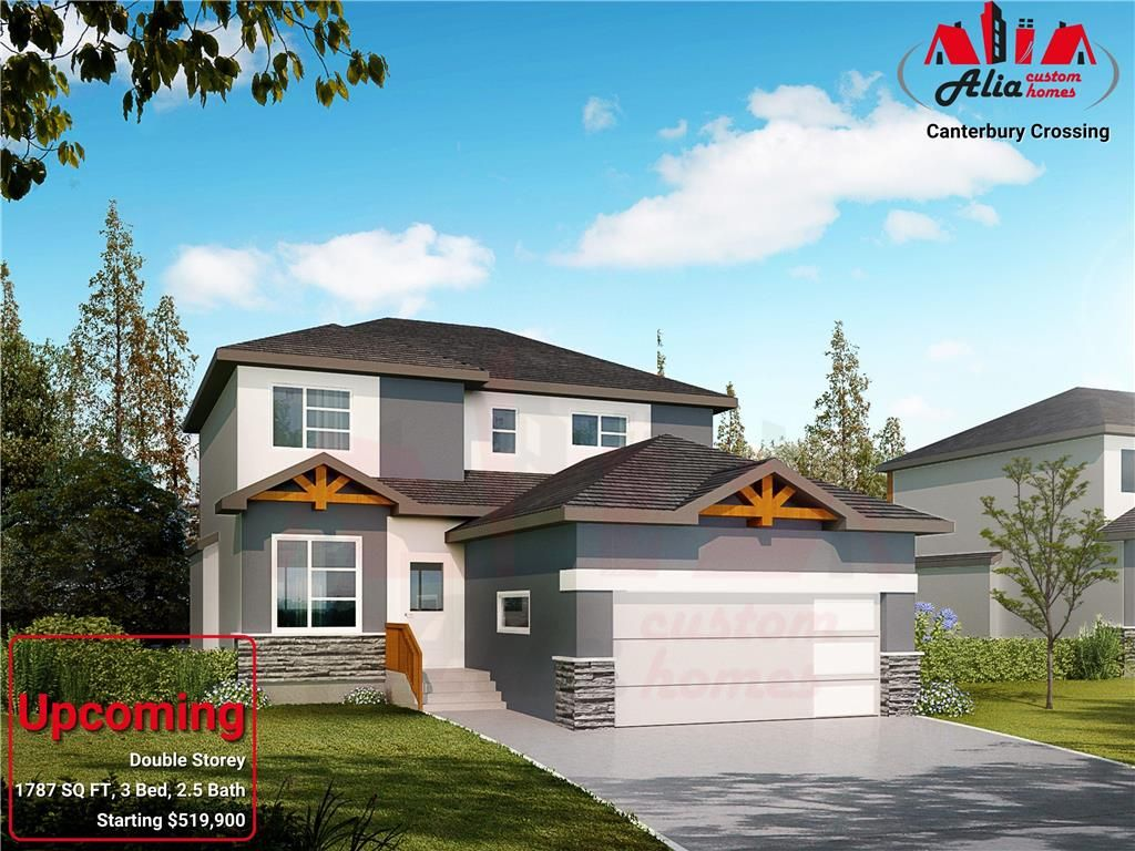 Main Photo: 141 Romance Lane in Winnipeg: Canterbury Park Residential for sale (3M)  : MLS®# 202101909