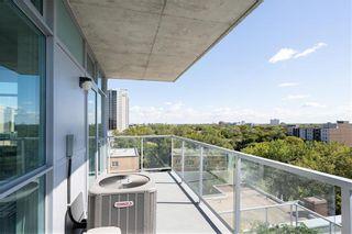 Photo 17: 806 390 Assiniboine Avenue in Winnipeg: Downtown Condominium for sale (9A)  : MLS®# 202122795