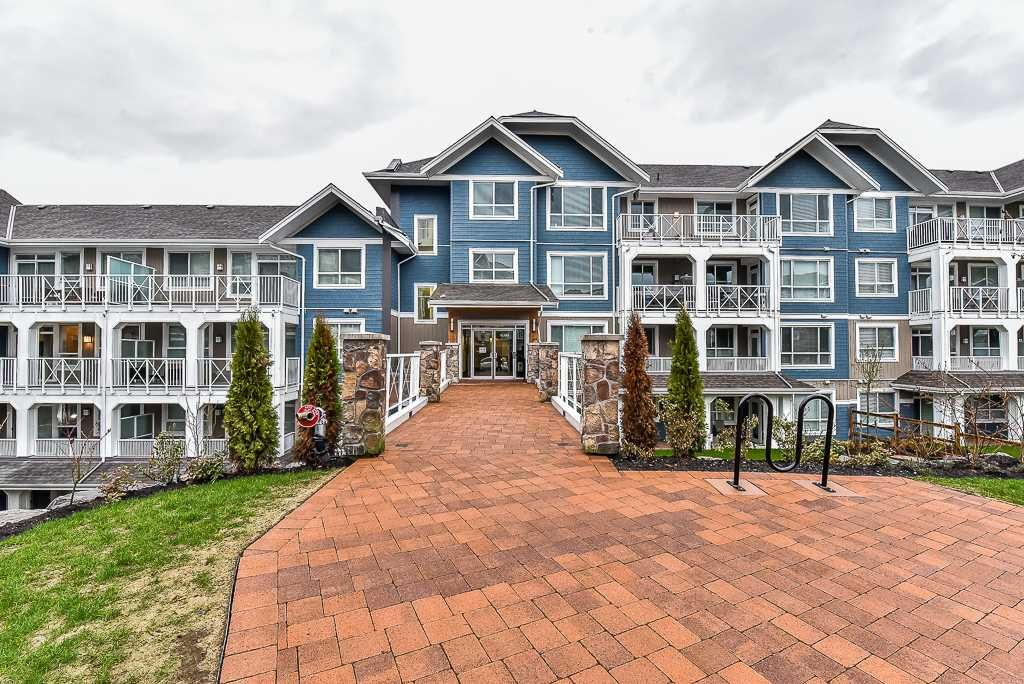 """Main Photo: 302 16380 64 Avenue in Surrey: Cloverdale BC Condo for sale in """"The Ridge at Bose Farms"""" (Cloverdale)  : MLS®# R2153623"""