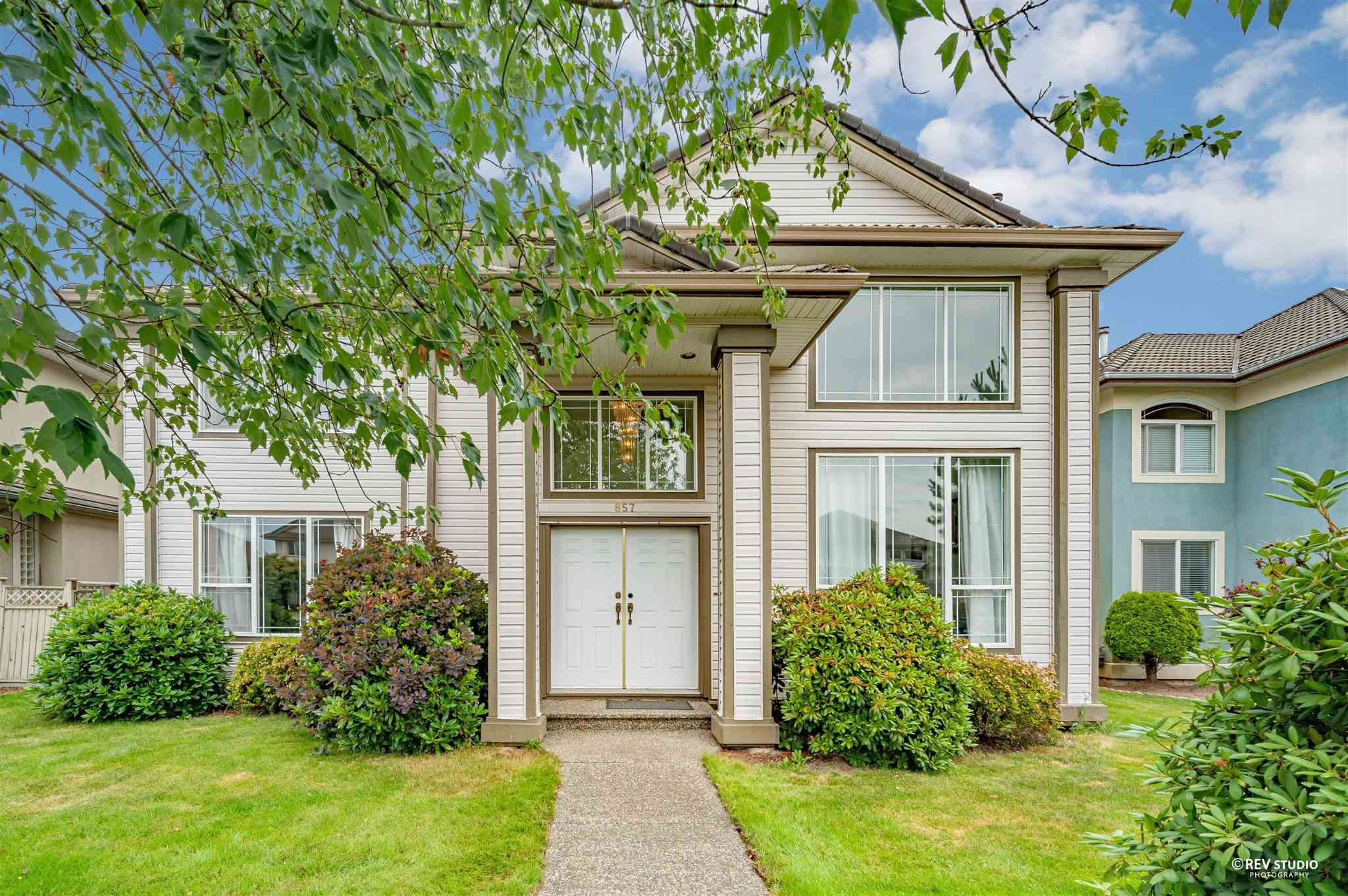 Main Photo: 857 RIVERSIDE DRIVE in Port Coquitlam: Riverwood House for sale : MLS®# R2599122