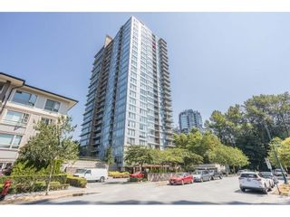 """Photo 1: 302 660 NOOTKA Way in Port Moody: Port Moody Centre Condo for sale in """"NAHANNI"""" : MLS®# R2606384"""