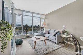 """Photo 9: 906 520 COMO LAKE Avenue in Coquitlam: Coquitlam West Condo for sale in """"THE CROWN"""" : MLS®# R2623201"""