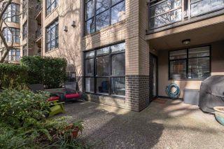 Photo 2: 110 2181 W 10TH AVENUE in Vancouver: Kitsilano Condo for sale (Vancouver West)  : MLS®# R2438847