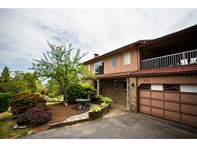 Main Photo: 338 OXFORD Drive in Port Moody: College Park PM House for sale : MLS®# V1129682