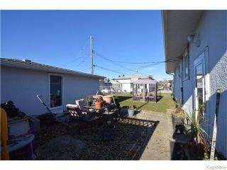 Photo 18: 2 Hanna Street in Winnipeg: Margaret Park Residential for sale (4D)  : MLS®# 1628580