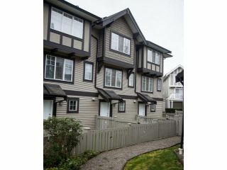 """Photo 3: 44 20176 68TH Avenue in Langley: Willoughby Heights Townhouse for sale in """"Steeple Chase"""" : MLS®# F1401877"""