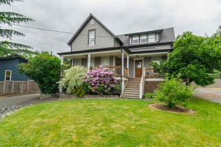 Photo 1: 35295 DELAIR Road in Abbotsford: Abbotsford East House for sale : MLS®# R2072440