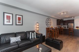 """Photo 8: 303 17712 57A Avenue in Surrey: Cloverdale BC Condo for sale in """"West on the Village Walk"""" (Cloverdale)  : MLS®# R2246954"""