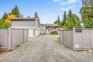 Photo 1: 24919 40 Avenue in Langley: Salmon River House for sale : MLS®# R2624201