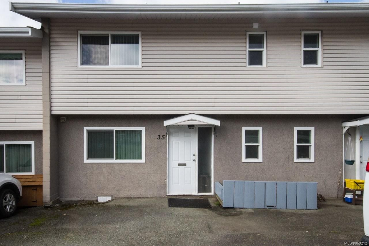 Main Photo: 35 4110 Kendall Ave in : PA Port Alberni Row/Townhouse for sale (Port Alberni)  : MLS®# 869212