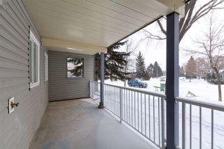 Photo 48: 107 6208 180 Street in Edmonton: Zone 20 Condo for sale : MLS®# E4228584