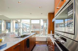Photo 6: 705 1565 W 6TH Avenue in Vancouver: False Creek Condo for sale (Vancouver West)  : MLS®# R2564372