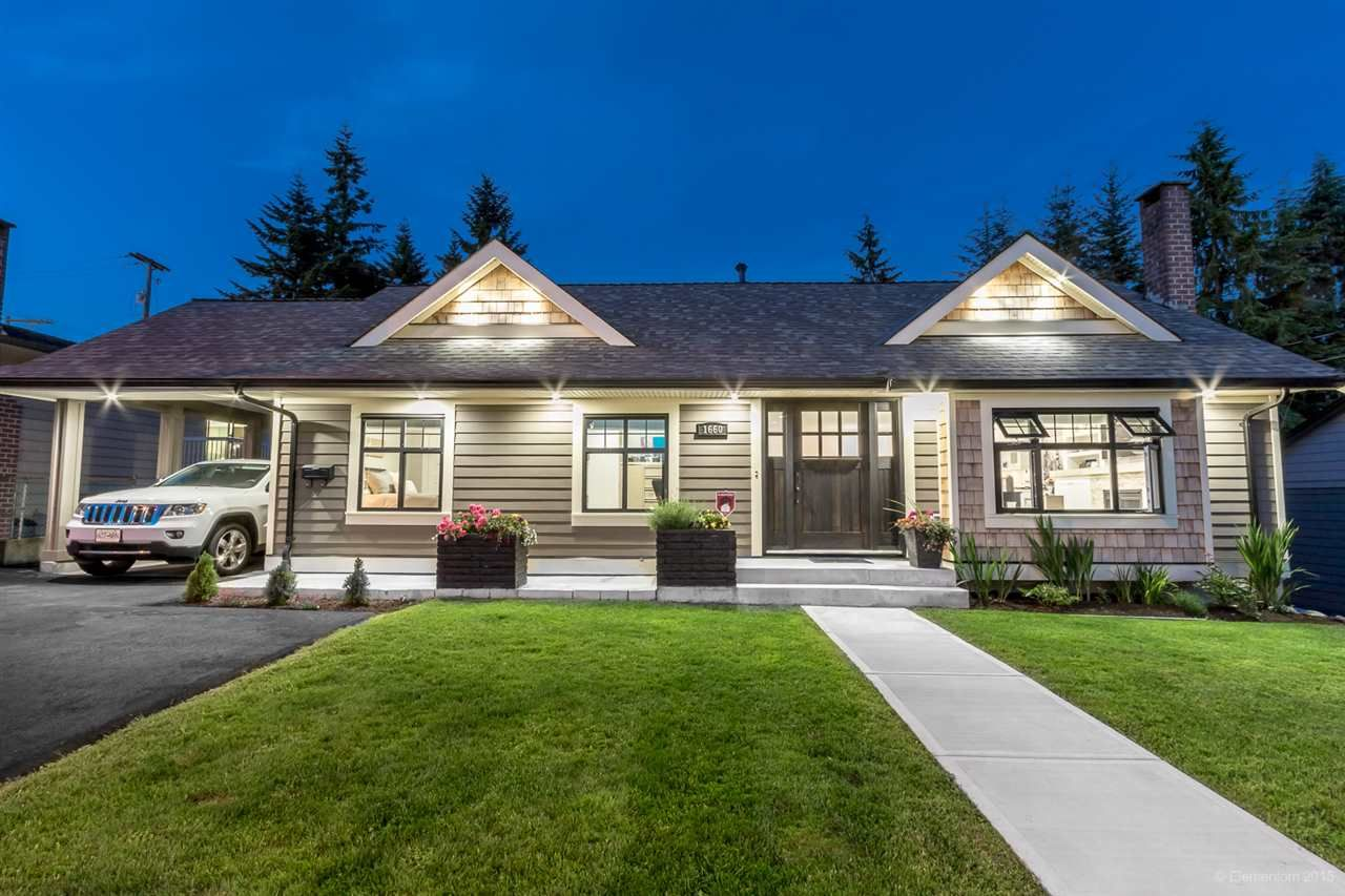 Main Photo: 1660 CHARLAND Avenue in Coquitlam: Central Coquitlam House for sale : MLS®# R2428560