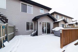 Photo 40: 16529 134 Street in Edmonton: Zone 27 House Half Duplex for sale : MLS®# E4239330