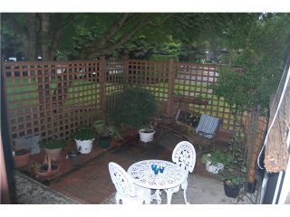 Photo 9: # 15 1140 EAGLERIDGE DR in Coquitlam: Eagle Ridge CQ Townhouse for sale : MLS®# V1087312