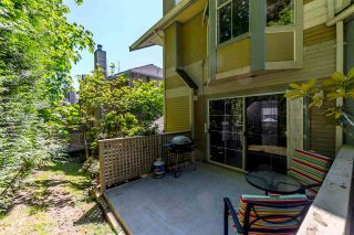 Photo 2: 9263 GOLDHURST TERRACE in Burnaby: Forest Hills BN Townhouse for sale (Burnaby North)  : MLS®# R2171039