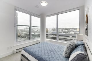 """Photo 11: 607 1788 COLUMBIA Street in Vancouver: False Creek Condo for sale in """"Epic At West"""" (Vancouver West)  : MLS®# R2519322"""