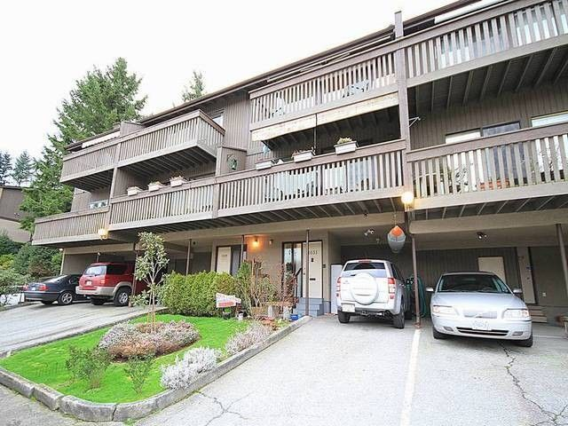Main Photo: 1031 Old Lillooet Rd in North Vancouver: Lynnmour Townhouse for sale : MLS®# V1105972