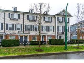 """Photo 1: 77 18983 72A Avenue in Surrey: Clayton Townhouse for sale in """"KEW"""" (Cloverdale)  : MLS®# R2034361"""