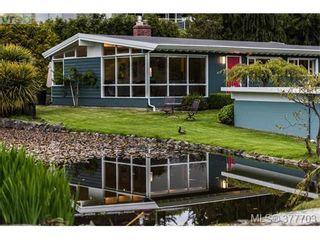 Photo 1: 3784 Mystic Lane in VICTORIA: SE Cadboro Bay House for sale (Saanich East)  : MLS®# 758415