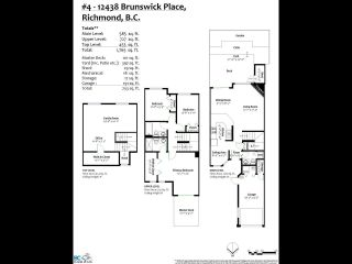 Photo 21: 4 12438 BRUNSWICK Place in Richmond: Steveston South Townhouse for sale : MLS®# R2606672